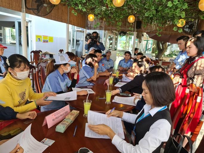 Hà Nội: Hỗ trợ công nhân cải thiện thu nhập, chỗ ở - Ảnh 1.