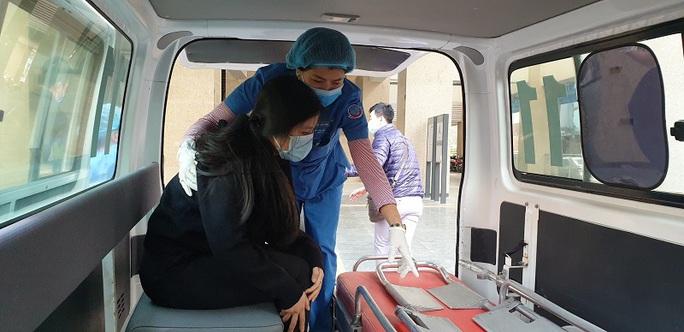 Diễn tập tình huống khẩn cấp trên tuyến đường sắt Cát Linh-Hà Đông - Ảnh 4.