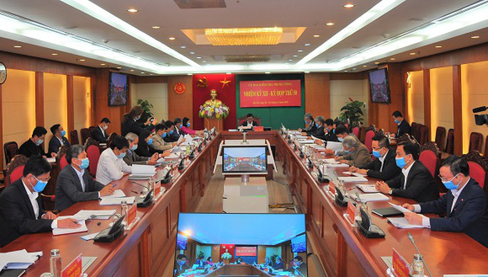Đề nghị khai trừ ông Nguyễn Đức Chung khỏi Đảng  - Ảnh 1.