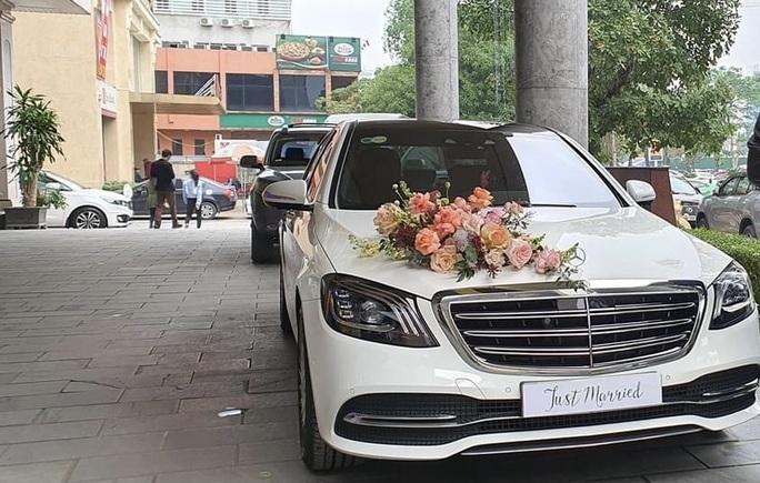 Công Phượng đón nhà gái ở TP Vinh rồi trở về Đô Lương - Ảnh 1.