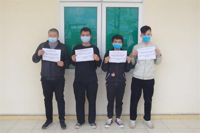 Bắt 4 người Trung Quốc nhập cảnh trái phép - Ảnh 2.