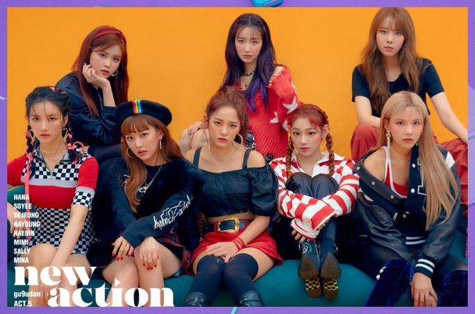 Nhóm nhạc Gugudan - nơi quy tụ 8 mỹ nữ của Hàn Quốc tan rã sau 4 năm - Ảnh 1.