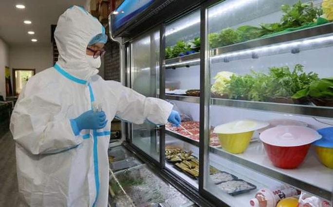 TP HCM công bố kết quả xét nghiệm Covid-19 trên thực phẩm đông lạnh nhập khẩu - Ảnh 1.