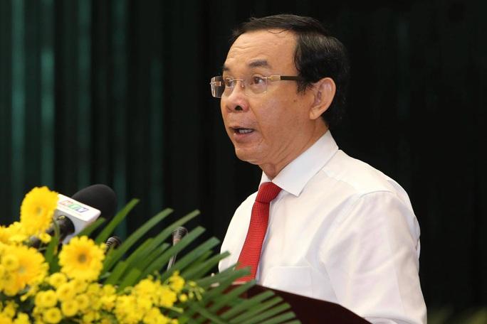 Hội nghị Thành ủy TP HCM bàn nhiều nội dung quan trọng - Ảnh 2.