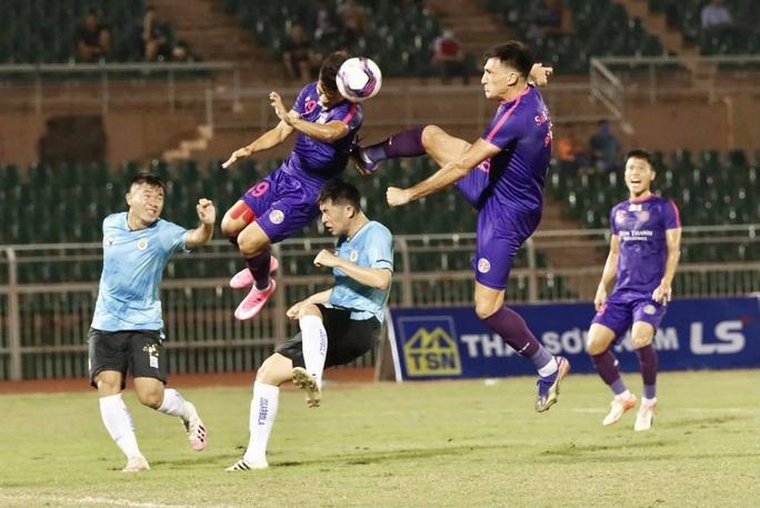Đừng xem thường Sài Gòn FC - Ảnh 1.