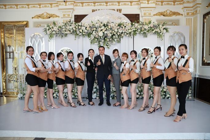 CB Diamond Palace - Trung tâm hội nghị, yến tiệc lớn nhất Nam Cần Thơ - Ảnh 7.