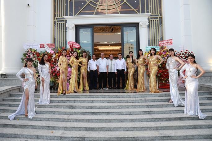 CB Diamond Palace - Trung tâm hội nghị, yến tiệc lớn nhất Nam Cần Thơ - Ảnh 2.