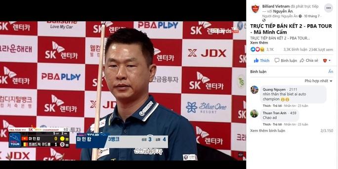 Phát triển billiard Việt Nam, hướng tới HCV SEA Games 31 - Ảnh 1.