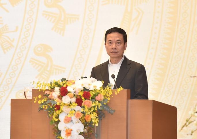 Bộ trưởng Nguyễn Mạnh Hùng: Chuyển đổi số y tế để giảm quá tải bệnh viện tuyến trên - Ảnh 1.