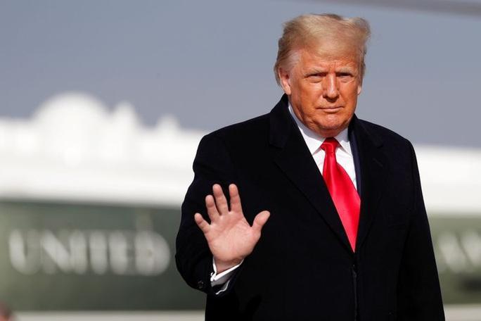 Tổng thống Trump nổi giận với giới lãnh đạo Cộng hòa - Ảnh 1.