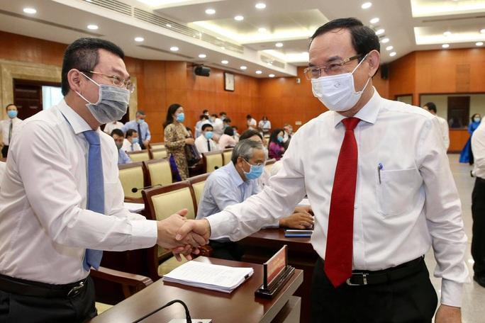 Hội nghị Thành ủy TP HCM bàn nhiều nội dung quan trọng - Ảnh 3.
