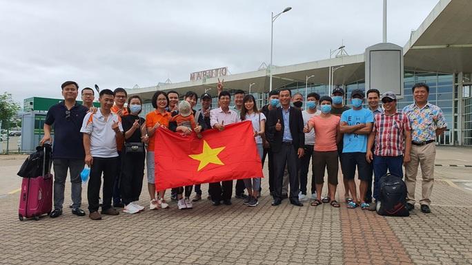 Công dân Việt Nam từ hơn 30 quốc gia về nước - Ảnh 2.