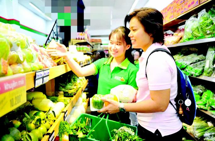 Saigon Co.op mở thêm hàng chục siêu thị, cửa hàng bán Tết - Ảnh 1.