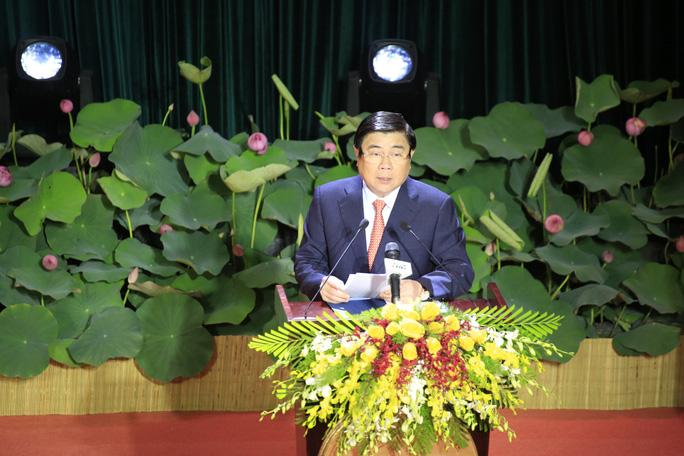 Chủ tịch UBND TP HCM: Sẽ tập trung lập quy hoạch tổng thể TP Thủ Đức - Ảnh 2.