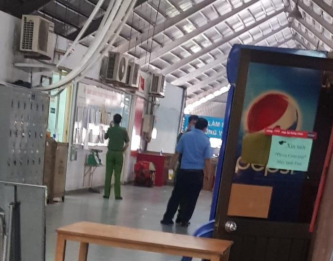 TP HCM: Trưởng Ban quản lý chợ Kim Biên bị đâm chết - Ảnh 2.