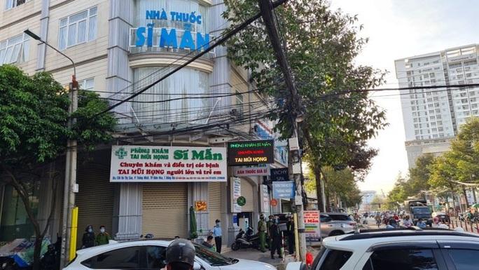 Công an Đồng Nai bao vây khám xét các nhà thuốc Sơn Minh - Sĩ Mẫn ở TP Biên Hòa - Ảnh 11.