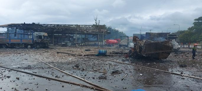 Một người Việt tử vong, 5 người bị thương trong vụ cháy nổ kinh hoàng ở Lào - Ảnh 1.