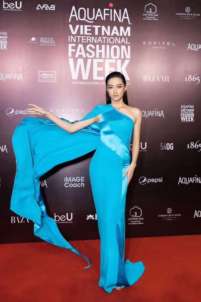 Dàn sao Việt diện váy áo Công Trí đọ sắc trên thảm đỏ - Ảnh 20.
