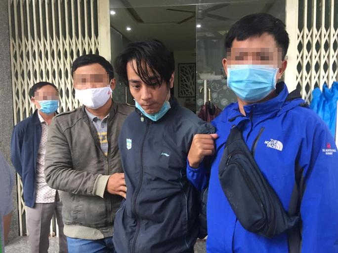 Đà Nẵng: Bắt đối tượng lái ôtô 7 chỗ đi trộm cắp gần nửa tỉ đồng - Ảnh 1.