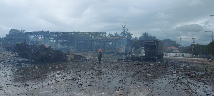 Một người Việt tử vong, 5 người bị thương trong vụ cháy nổ kinh hoàng ở Lào - Ảnh 2.
