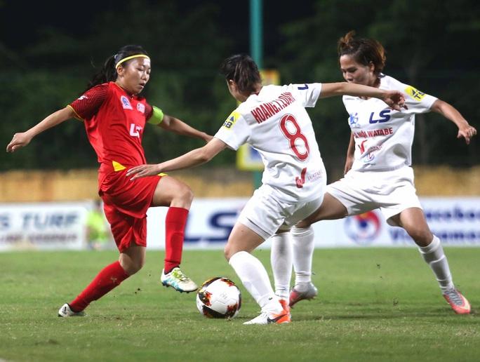 HLV Kim Chi: Quyết tâm vượt khó ở trận chung kết sớm - Ảnh 3.