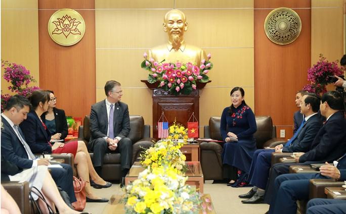 Đại sứ Daniel Kritenbrink khai trương Không gian Mỹ tại tỉnh Thái Nguyên - Ảnh 1.