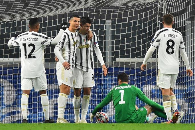 Morata phủ nhận Ronaldo cướp công, sao Juventus chạm kỳ tích 750 bàn thắng - Ảnh 2.