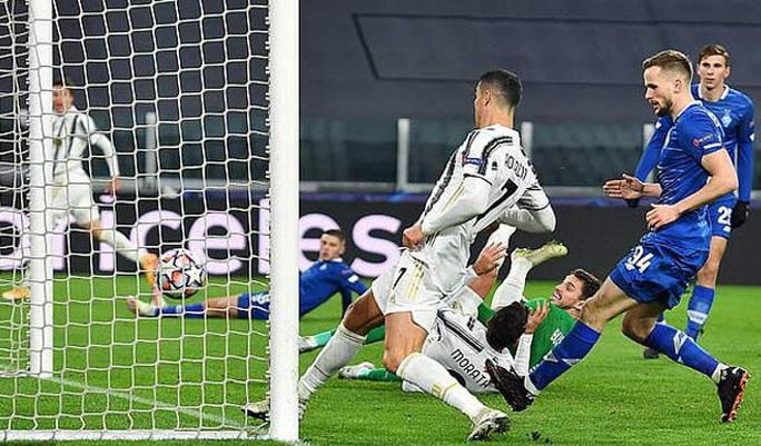 Morata phủ nhận Ronaldo cướp công, sao Juventus chạm kỳ tích 750 bàn thắng - Ảnh 1.