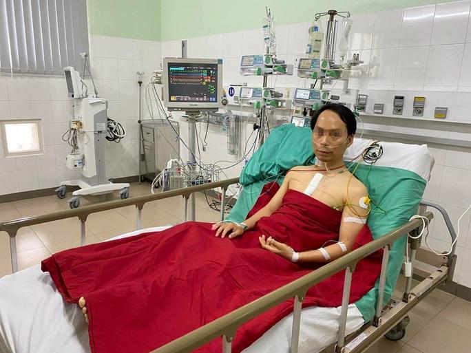 Bệnh viện Trung ương Huế ghép tim thành công cho thanh niên 34 tuổi - Ảnh 3.