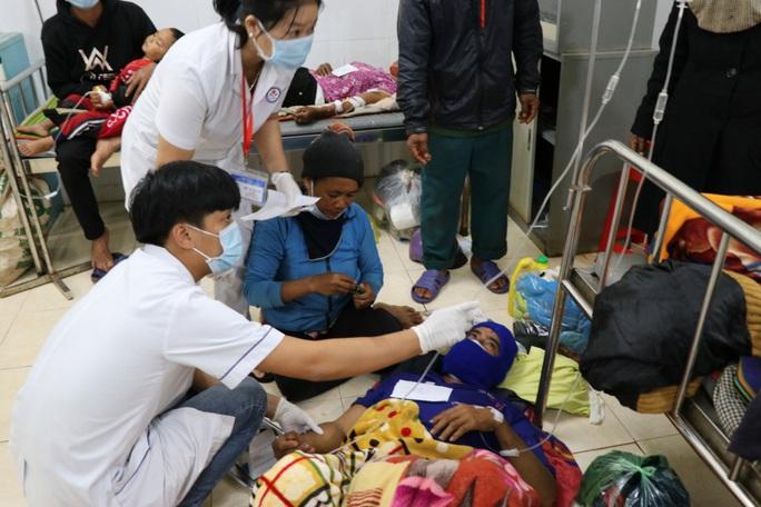 Sở Y tế Gia Lai thông tin vụ ăn xôi từ thiện, nhập viện tập thể - Ảnh 2.