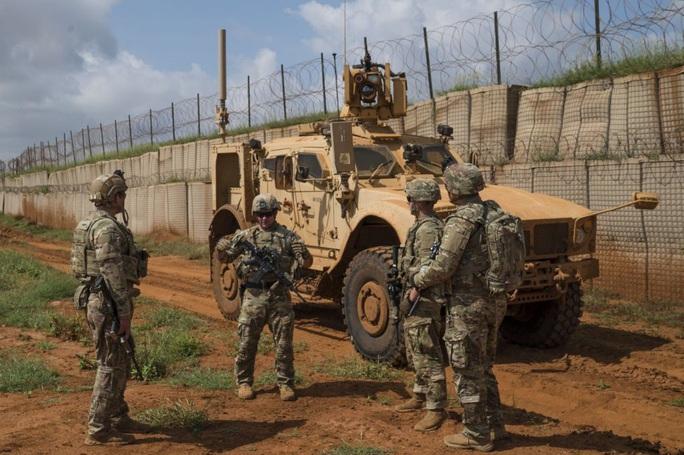 Ông Trump tăng cường rút quân toàn cầu hậu bầu cử  - Ảnh 1.