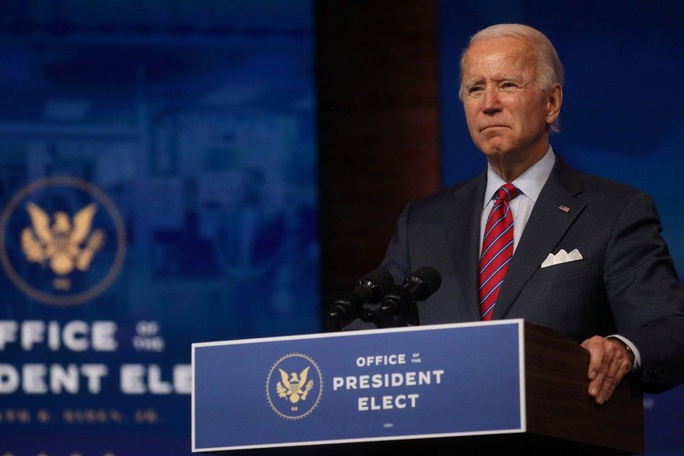 Ông Biden chính thức giành đủ phiếu đại cử tri - Ảnh 1.