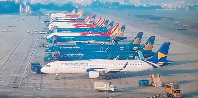 Cận cảnh máy bay đầu tiên và dàn tiếp viên của Vietravel Airlines ở sân bay Tân Sơn Nhất - Ảnh 10.