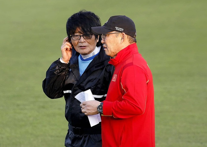 HLV Park Hang-seo tiết lộ bí mật trong đợt tập trung đội tuyển Việt Nam - Ảnh 1.