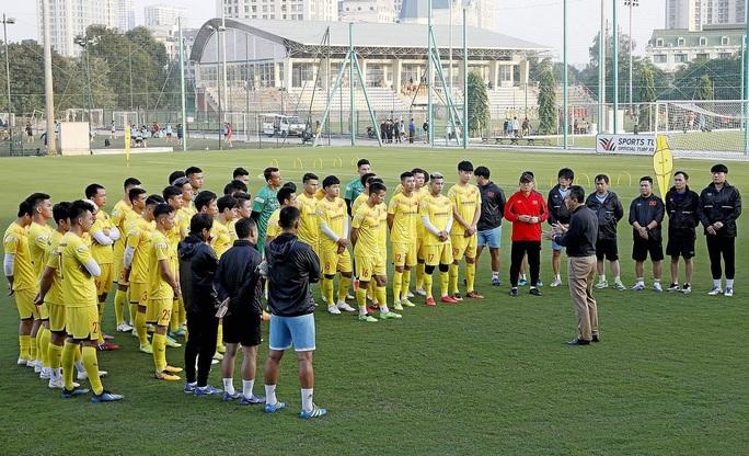 Hình ảnh Văn Quyết, Tấn Trường trở lại đội tuyển Việt Nam - Ảnh 2.
