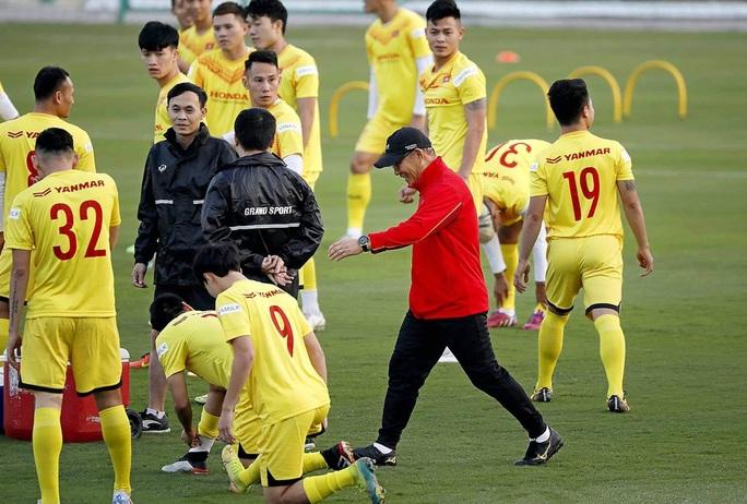Hình ảnh Văn Quyết, Tấn Trường trở lại đội tuyển Việt Nam - Ảnh 6.