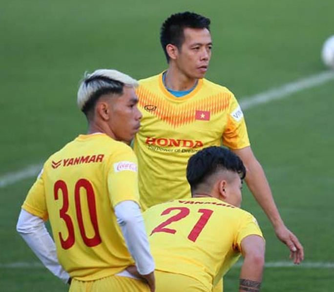 Hình ảnh Văn Quyết, Tấn Trường trở lại đội tuyển Việt Nam - Ảnh 8.