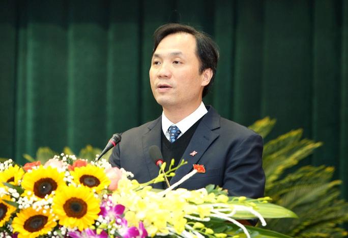 Hà Tĩnh có tân Chủ tịch HĐND tỉnh thế hệ 7X - Ảnh 1.