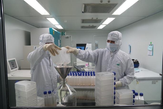 Việt Nam thử nghiệm vắc-xin Covid-19 trên người - Ảnh 1.