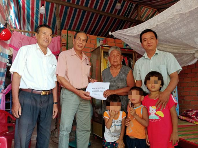 Trao hơn 42 triệu đồng cho 3 gia đình ở Bạc Liêu và Sóc Trăng - Ảnh 5.