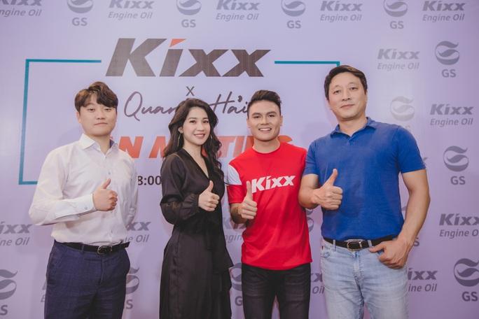 Quang Hải họp fan, muốn tương lai được đá ở Nhật Bản, Hàn Quốc - Ảnh 1.
