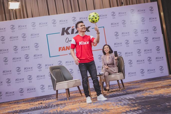 Quang Hải họp fan, muốn tương lai được đá ở Nhật Bản, Hàn Quốc - Ảnh 2.