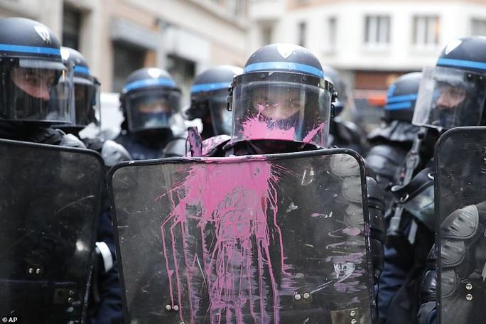 Bạo loạn nổ ra tại Pháp - Ảnh 8.