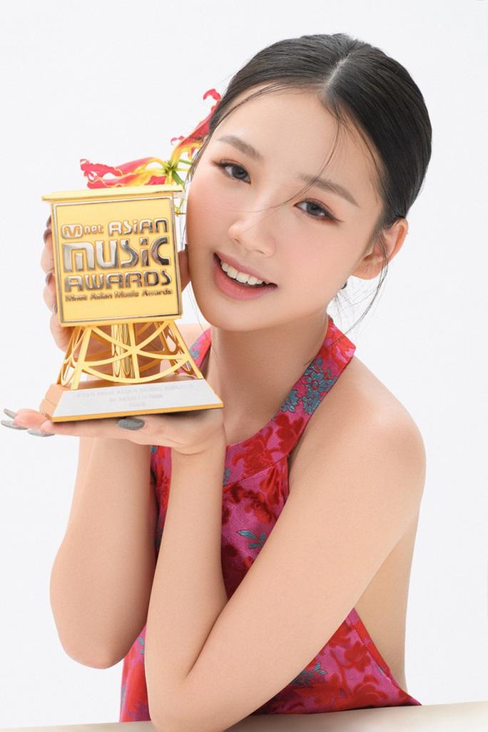 MAMA 2020:  Amee là nghệ sĩ mới xuất sắc nhất tại Việt Nam - Ảnh 1.