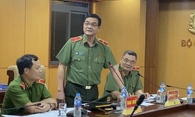 Bộ Công an yêu cầu bà Hồ Thị Kim Thoa về nước để được hưởng khoan hồng - Ảnh 3.