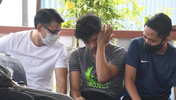 Tiền đạo tuyển Malaysia chạy xe mất lái gây tai nạn, 2 người thân thiệt mạng - Ảnh 2.