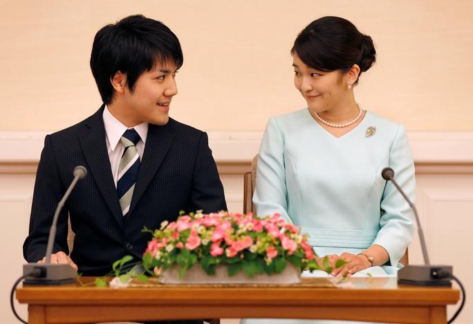 Gian nan chuyện lấy chồng của công chúa Nhật Bản - Ảnh 1.