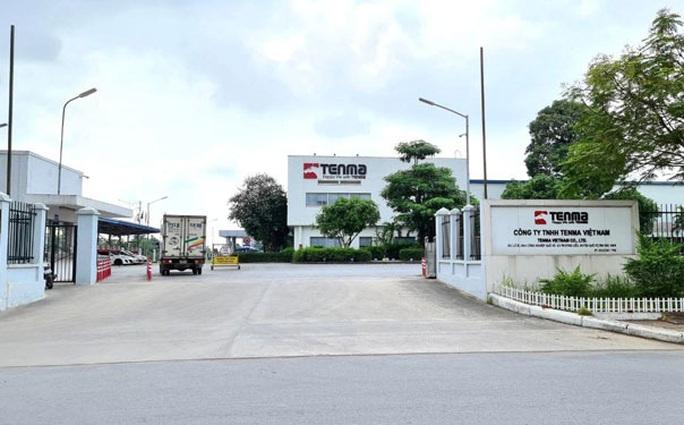Nghi vấn Công ty Tenma hối lộ 25 triệu Yên để né thuế: Chưa thể kết luận có hối lộ hay không - Ảnh 1.