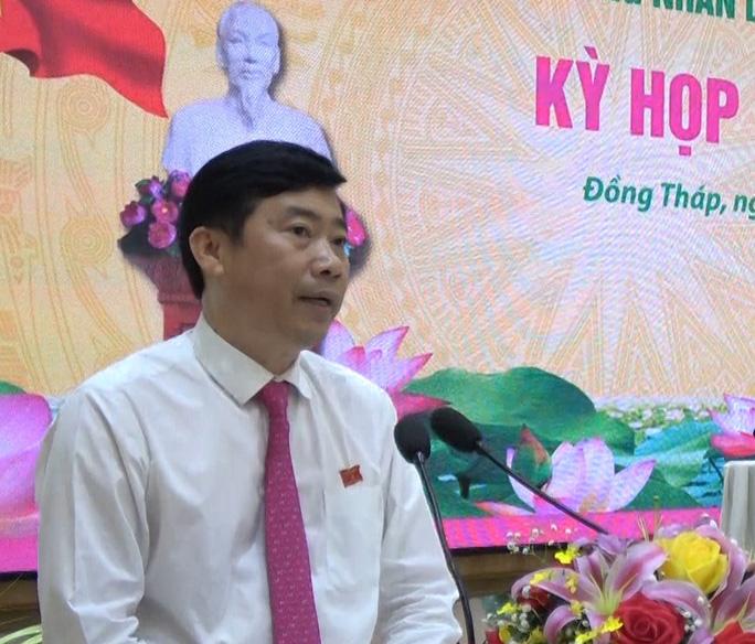Ông Phạm Thiện Nghĩa được bầu làm Chủ tịch UBND tỉnh Đồng Tháp - Ảnh 2.