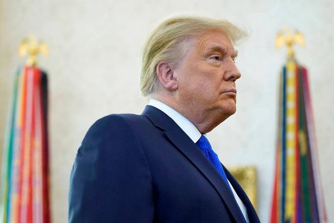 Tổng Thống Trump tuyên bố thắng với tỉ số 2-0 - Ảnh 1.